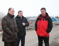 Владимир Артяков поставил ряд задач по противодействию паводку