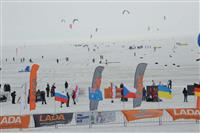Чемпионата мира по зимним видам парусного спорта