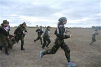 """На """"Зарнице Поволжья"""" самарские ребята прошли тактические игры"""
