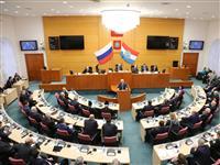 Обсуждение совершенствования системы местного самоуправления