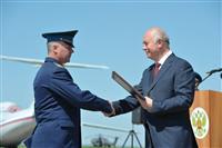 Николай Меркушкин принял участиет в торжественном мероприятии, приуроченном к 75-летию сызранского ВВАУЛ