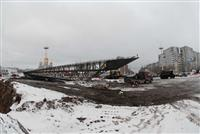 """""""Самаратранстрой"""" закончит ремонт Московского шоссе к 2018 году"""