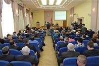 Евгений Макридин избран главой Волжского района