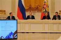 Cовместное заседание Госсовета и совета при главе государства по культуре и искусству