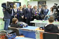 "Глава региона посетил детский технопарк ""Кванториум — 63 регион"""