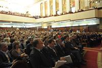 Собрание общественного актива Кировского, Промышленного и Советского районов Самары
