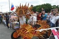 В Тольятти состоялся парад креативных детских колясок