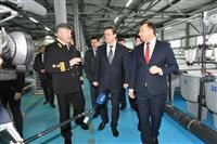 Дмитрий Азаров посетил рыбоводный завод в Безенчукском районе