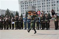 В Самаре прошел восьмой смотр военно-патриотических клубов