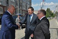 Николай Меркушкин принял участие в конференции по развитию городской среды Самары