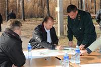 Губернатор в тольяттинском лесничестве
