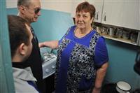 Жителям поселка Яблоневый Красноярского района провели газ