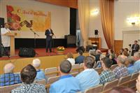 Николай Меркушкин посетил Самарский областной клинический госпиталь ветеранов войн