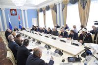 Заседание Общественной палаты Самарской области 17 марта 2017 года