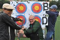 В Самаре завершился открытый чемпионат по стрельбе из лука