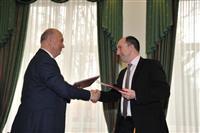 Николай Меркушкин подписал соглашение о сотрудничестве Самарской области с X5 Retail Group N.V.