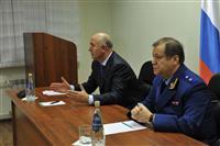Николай Меркушкин встретился с активом прокурорских работников Самары