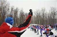 """""""Волжская коммуна"""" провела свою лыжную гонку уже в 75-й раз"""