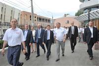 Министр транспорта РФ посетил центр управления перевозками на КбшЖД