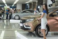 АвтоВАЗ представил два новых концепта Lada Vesta и Lada XRay