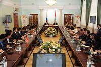 Николай Меркушкин принял участие в открытии семинара-совещания молодых лидеров стран БРИКС