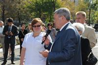 В Новокуйбышевске после капремонта открылось поликлиническое отделение горбольницы