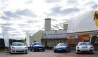 В Тольятти прошел Porsche Tennis Cup Volga 2015