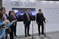 Рабочая встреча между представителями АвтоВАЗа и силовых структур Самарской области