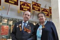 Владимир Чудайкин посетил Центральный музей Вооруженных сил РФ