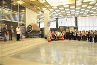 В музее им. Алабина самарцы могут увидеть работы молодых художников России