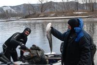 Под Самарой открыли сезон подводной охоты