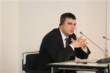 директор Кластерного инжинирингового центра Самарской области центра, сомодератор Второй Евразийской аэрокосмической  конференции  в рамках ILA Berlin Air Show