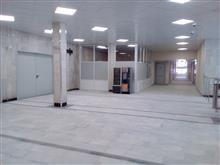 Ст.Торпедо центральный холл с северным коридором