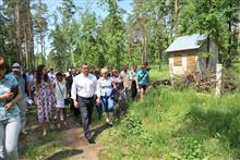 """Дачники СНТ """"Орленок"""" поселка Прибрежный смогут оформить свои участки в долгосрочную аренду"""