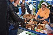 Как не совершить ошибку, покупая грибы на рынке