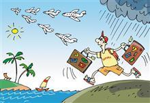 Какие заграничные курорты предлагают пляжный отдых в октябре