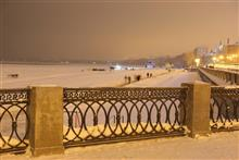 В Самаре двое мужчин во время крещенских купаний ушли под лед