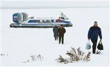 """Отправляемся в Ширяево на """"воздушной подушке"""""""
