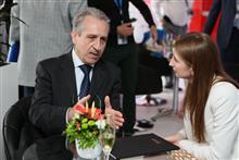 Деловые переговоры с итальянскими партнерами (Dr.Gennaro Russo)