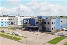 """Инновационный центр """"Технопарк"""" в сфере высоких технологий """"Жигулевская долина"""" в городе Тольятти"""