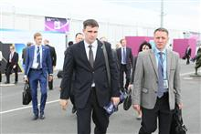 Самарский университет на конференции (Корнилов С.С. и Ковалев М.А.)