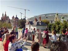 На что посмотреть в самом молодом парке столицы - Зарядье