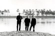 Юг Ирака, река Шатт-Эль-Араб 1974