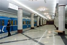 Станция метро Алабинская