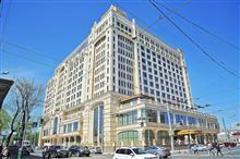 В преддверии ЧМ-2018 в Самаре открылись две пятизвездочных гостиницы