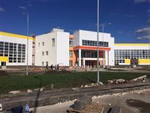 Физкультурно-спортивный комплекс в Костромском переулке