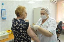 В Самарской области набирает обороты прививочная кампания