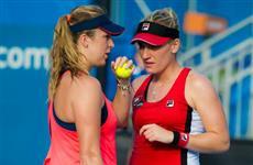 Анастасия Павлюченкова и Тимеа Бабош стали победительницами парного турнира в Сиднее