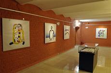 В Музее модерна открылась выставка Михаила Горелова