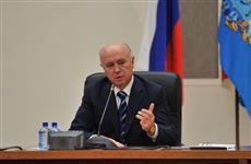 Николай Меркушкин выступит на заседании Совета ПФО в Оренбурге